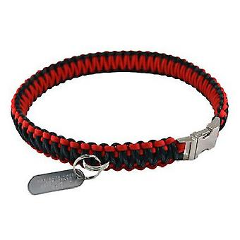 HS Sprenger Paracord kraag Lock 30 cm Limited Edition Red