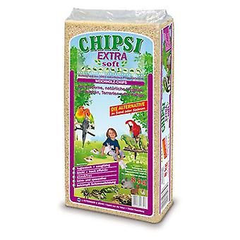 Chipsi Chipsi Extra Soft Chopped Beech (Reptiles , Beds and Hammocks)