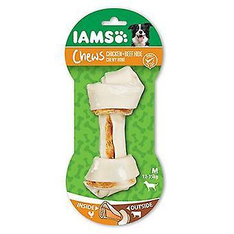 IAMS Huesos masticables pollo y ternera M 1 unid. (Dogs , Treats , Natural Treats)