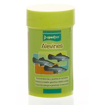 Specipez Food For Fry 10Gr/50Ml (Fish , Food , Warm Water)