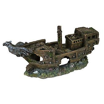 Trixie Boat (Fish , Decoration , Ornaments)