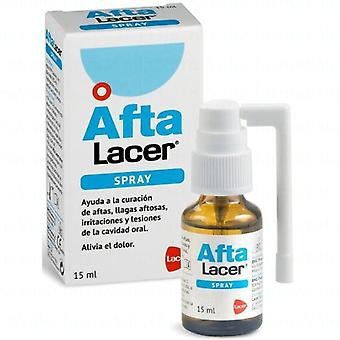 Lacer Aftalacer Spray 15 ml (Health & Beauty , Personal Care , Oral Care , Breath Spray)