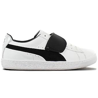 Karl Lagerfeld x Puma Suede Classic - Limited Edition - Shoes White-Black 366314-01 Sneaker Sports Shoes