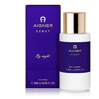 Aigner Debut By Night Luxury Body Lotion 200 Ml