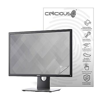Celicious Vivid Plus Mild Anti-Glare Screen Protector Film Compatible with Dell Monitor 22 P2217 [Pack of 2]