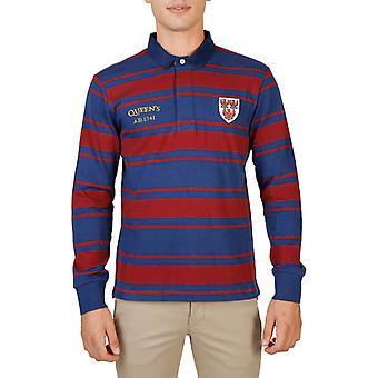 Oxford University Original Men Fall/Winter Polo - Red Color 55681