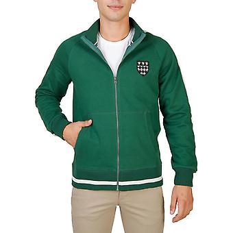 Oxford University Original Men Fall/Winter Sweatshirt - Green Color 55903