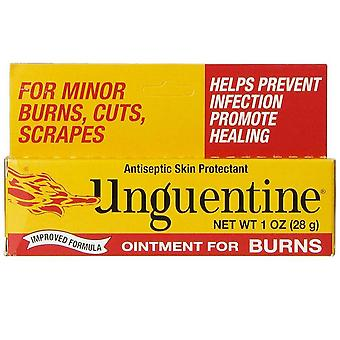 Unguentine ointment for burns, 1 oz