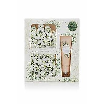 Style & Grace Spa Botanique Garden Gift Set 125ml Hand Cream + Pair Of Garden Gloves