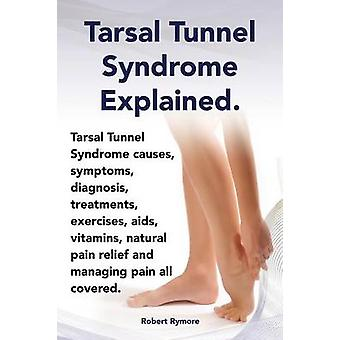 Tarsal Tunnel Syndrome Explained. Heel Pain Tarsal Tunnel Syndrome Causes Symptoms Diagnosis Treatments Exercises AIDS Vitamins and Managing Pa by Lang & Elliott