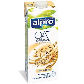 Alpro Oat Drink Milk Alternative Cartons