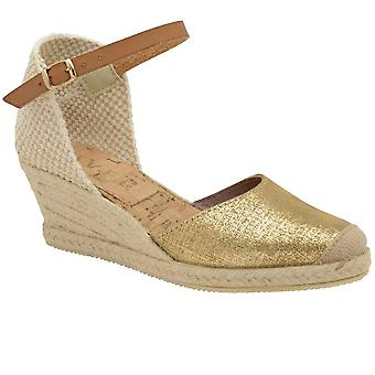 Ravel Etna Metallic Womens Espadrilles