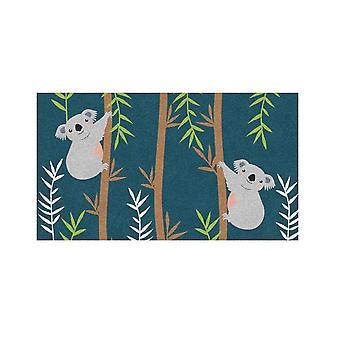 Kids Rug - Koala - Lavable - 65 x 115 cm