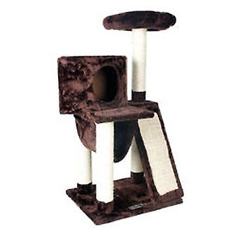 Freedog CatVillage Treehouse 40x49x97cm (Cats , Toys , Scratching Posts)