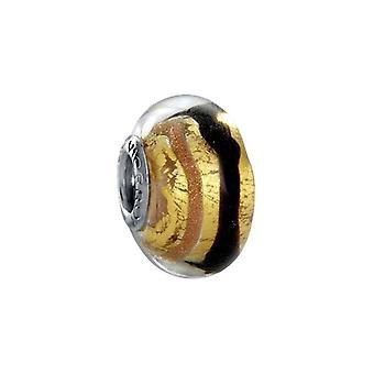 Perles de dames Vice-roi VMM0175-20 Brun (1 cm)