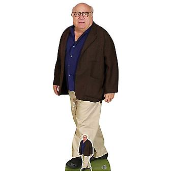 Danny DeVito Blue Shirt Cardboard Cutout / Standee / Standup / Standee