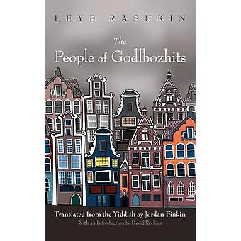The People of Godlbozhits von Leyb Rashkin - 9780815635529 Buch