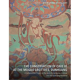 The Conservation of Cave 85 - At the Magao Grottoes - Dunhuang by Lori
