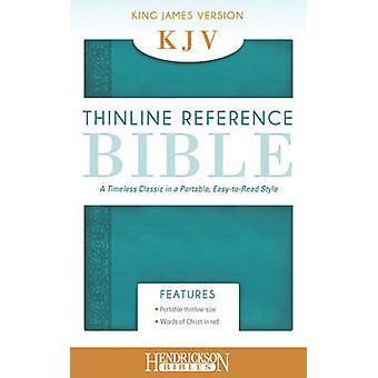 KJV Thinline Reference Bible by Hendrickson Bibles - 9781619707207 Bo