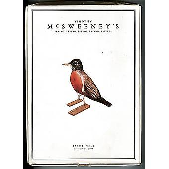 McSweeney's Issue 4 by Dave Eggers - 9781934781920 Book
