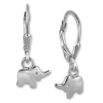 HANSON Weenie dreambase-Silver Earrings Sterling 925 VSDO571J