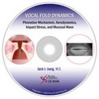 Vocal Fold Dynamics - Phonation Mechanism - Aerodynamics - Impact Stre