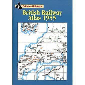 British Railway Atlas - 1955 - 9780711027268 Book