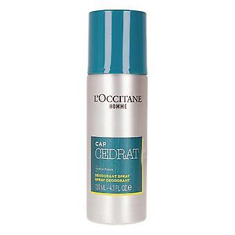 Spray Deodorant Cap Cedrat L'occitane (130 ml)