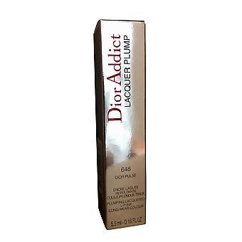 Dior Addict Lacquer Plump 648 Dior Pulse 0.18 OZ