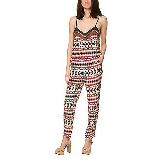 Oeuvre Fashion Women's Colorful Jumpsuit