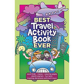 Best Travel Activity Book Ever - 52 Fun Activities & Devotions for