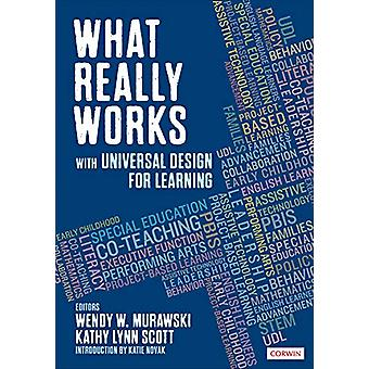 What Really Works With Universal Design for Learning by Wendy Murawsk