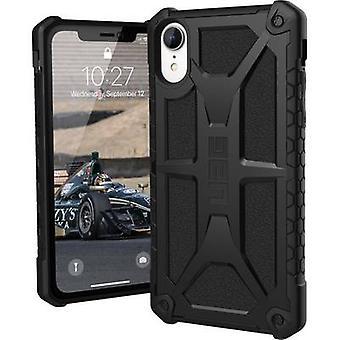 uag Monarch Back cover Apple iPhone XR Black (matt)