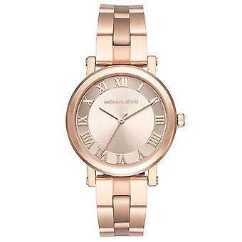 Michael Kors MK3561 Norie Rose Gold Ladies Watch