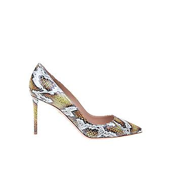 Aquazzura Purmidp1oassuk Frauen's Multicolor Leder pumps