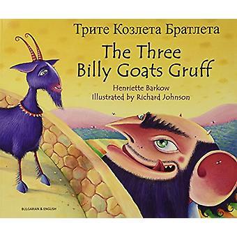 Three Billy Goats Gruff by Henriette Barkow - 9781781421697 Book