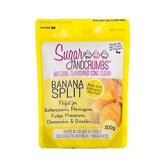 Zucker und Crumbs Zucker & Krümel Banane Split 500g
