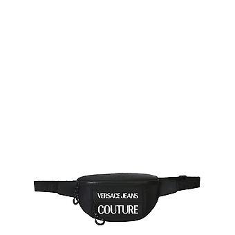 Versace Jeans Couture E1yzab6871593899 Herren's schwarze Nylontasche