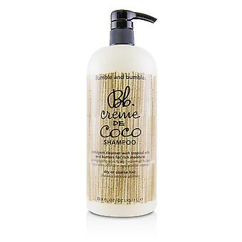 Bb. creme de coco shampoo (dry or coarse hair) 231191 1000ml/33.8oz