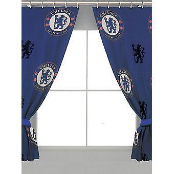Cortinas de crista do Chelsea FC
