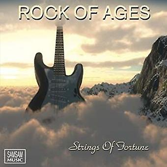 Rock of Ages - Strings of Fortune [CD] USA import
