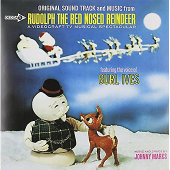 Burl Ives - Rudolph the Red-Nosed Reindeer [Vinyl] USA import