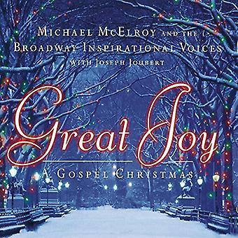 Greay Joy: A Gospel Christmas/Various - Greay Joy: A Gospel Christmas/Various [CD] USA import