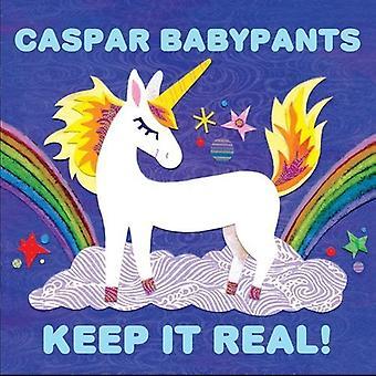 Caspar Babypants - Keep It Real! [CD] USA import