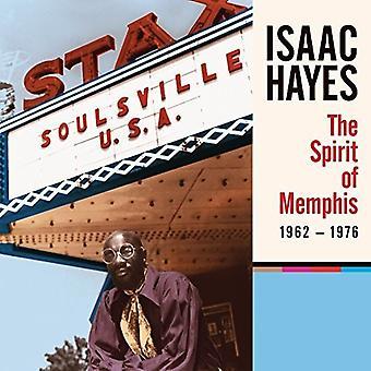 Isaac Hayes - Spirit of Memphis (1962-1976) [CD] USA import