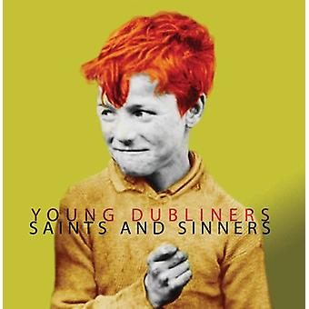 Young Dubliners - Saints & Sinners [CD] USA import