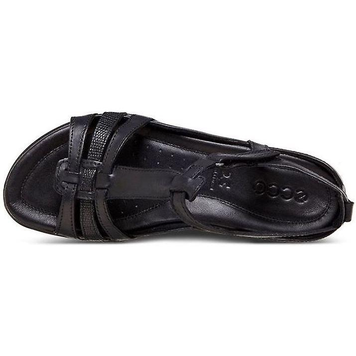 Ecco flash sandals womens black