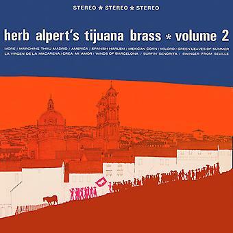 Herb Alpert & Tijuana Brass - Vol 2 [CD] USA import