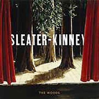 Sleater-Kinney - importation USA Woods [CD]