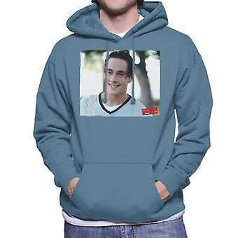 American Pie Oz Smiling Men's Hooded Sweatshirt
